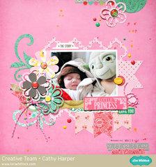 Little Princess Echo Park Jill