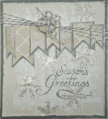 Seasons Greetings - Winter Card