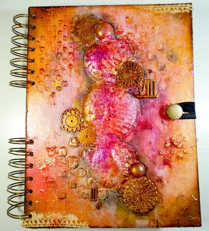 Art Journal with Finnabair