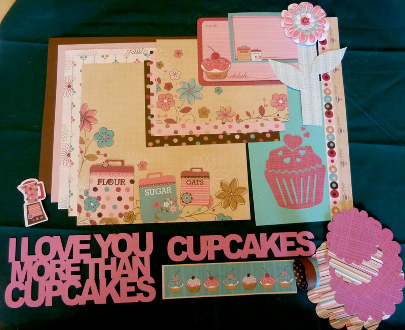 January Sweet Treats Kit Swap