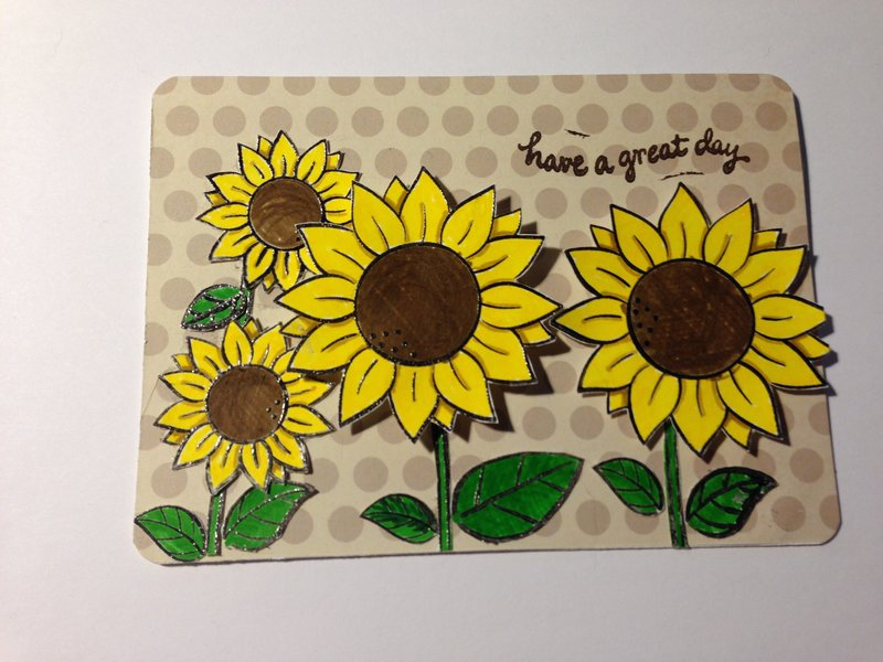 Great Day Sunflowers