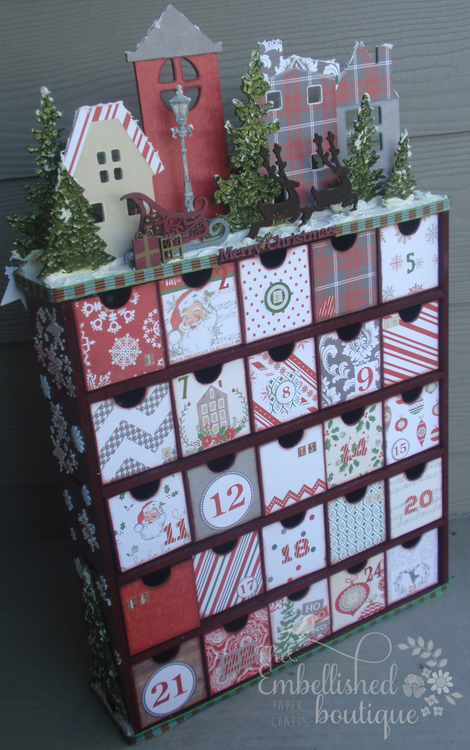 Christmas Village Countdown