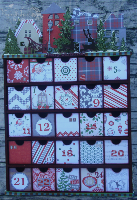 Beyond the Page Advent Calendar