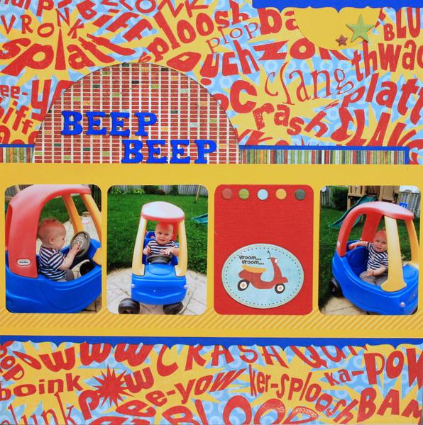 Beep beep