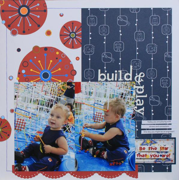 Build & play