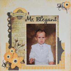 Mr. Elegant