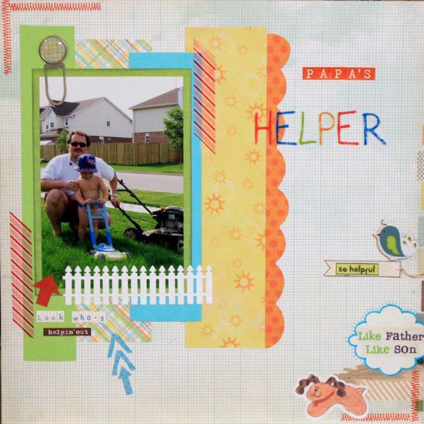 Papa's helper