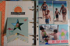 Vacation 2013 mini journal