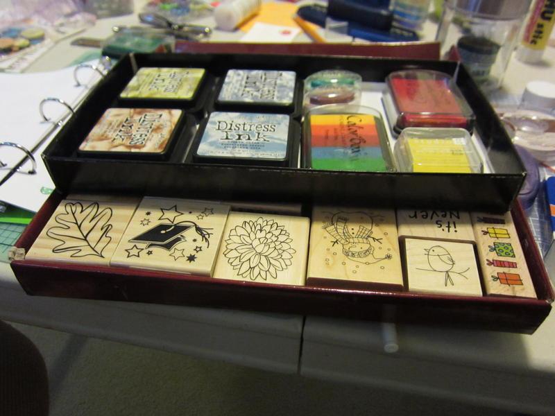 ink trays