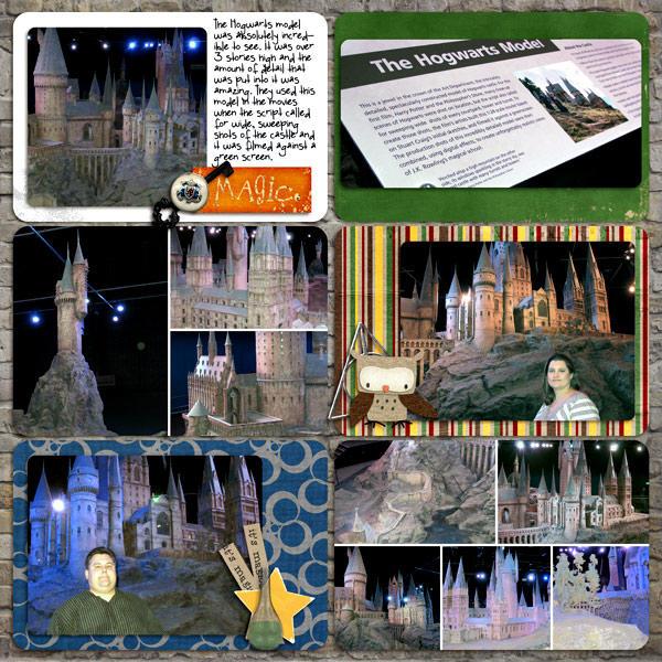 Hogwarts Model pg 2