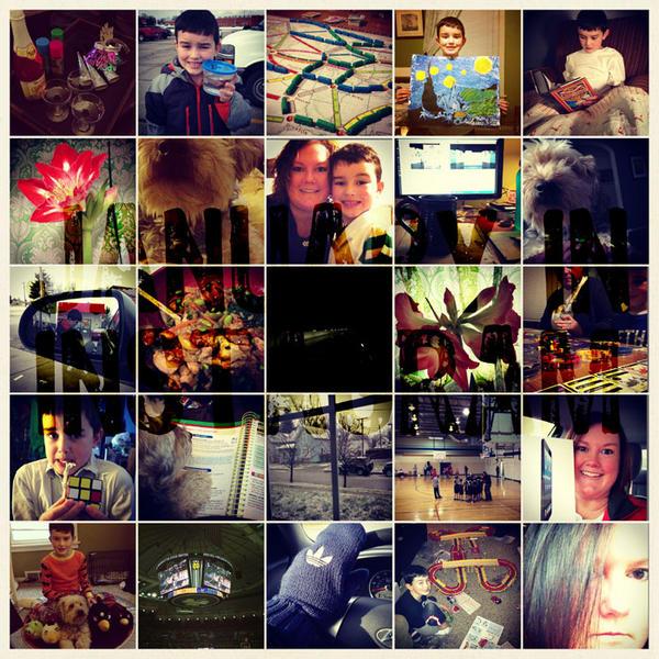 january in instagram.