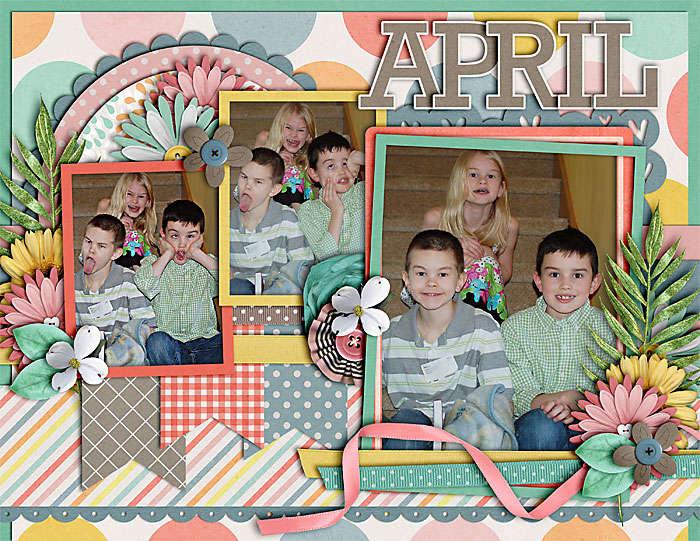 calendar: april