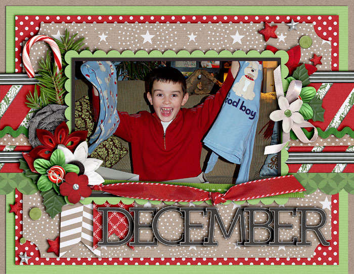 calendar: december