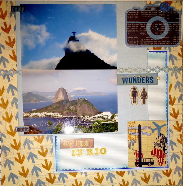 Day trippin In Rio