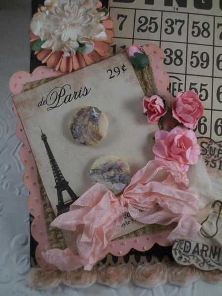 Vintage Paris Bingo
