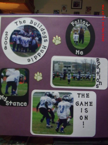 Bulldogs Vs. Lebanon - First game of season