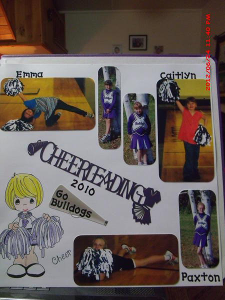 The Bradford Cheerdogs