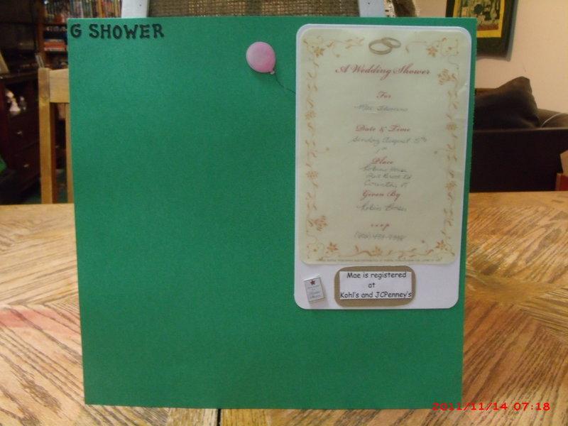 Wedding Shower (Page 2)