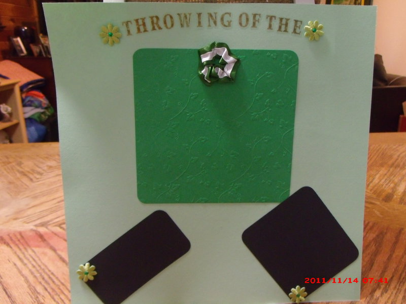 Throwing of the Garter