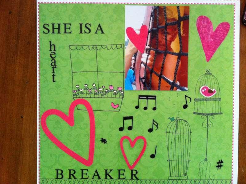 She's a Heartbreaker