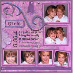 Girls Giggle
