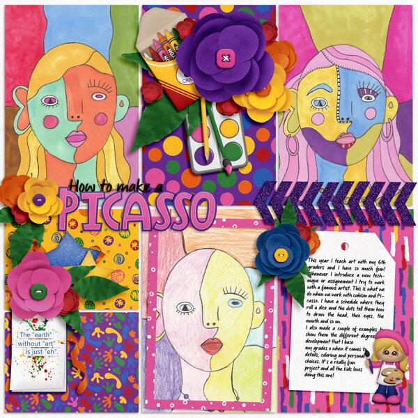 How to make a Picasso