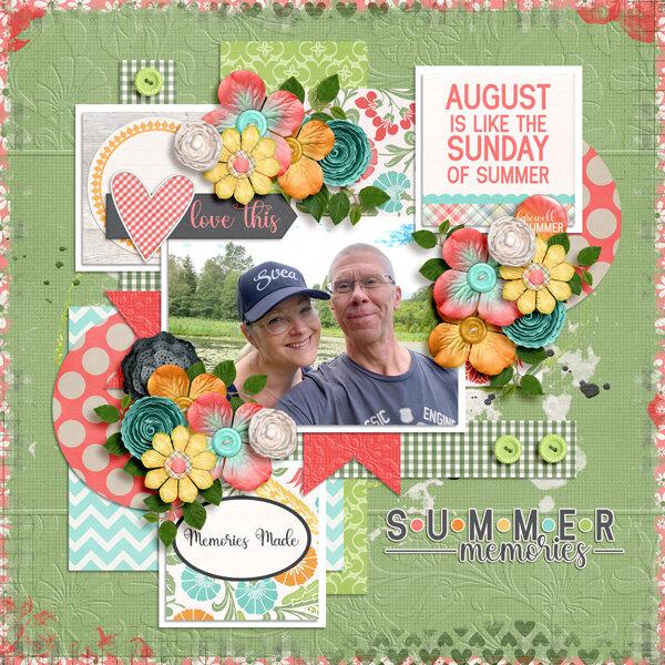 Th Sunday of summer