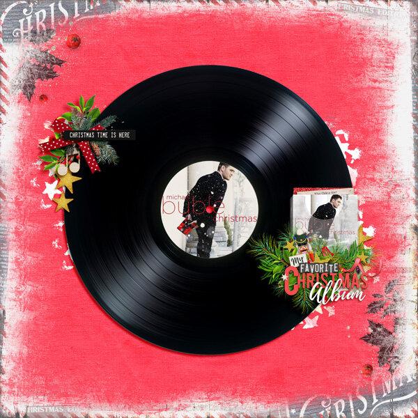 My favorite Christmas album