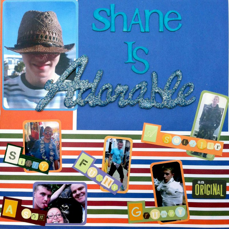 SHANE IS ADORABLE