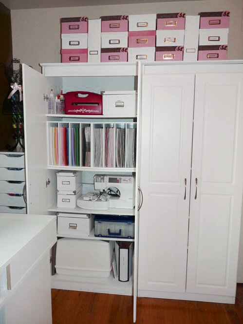 Organizing my cupboards and drawers