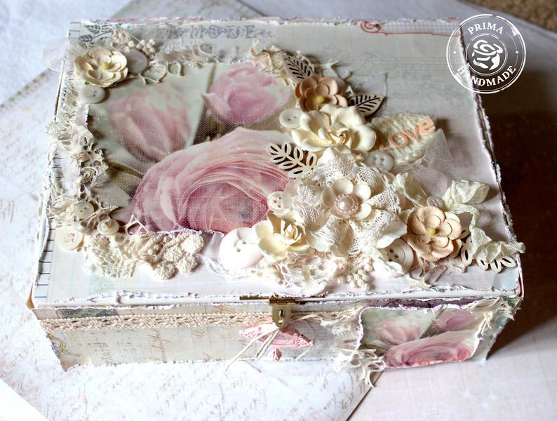 Shabby Chic Romance Box
