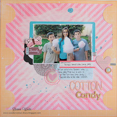 Cotton Candy *American Crafts*