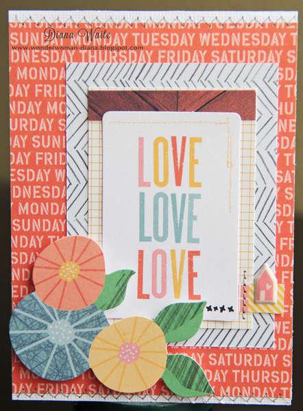 Love x3 *scrapbook circle*