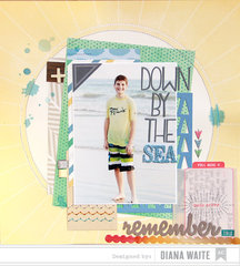 down by the sea *american Crafts*