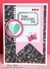 Happy Valentine's Day *American Crafts*