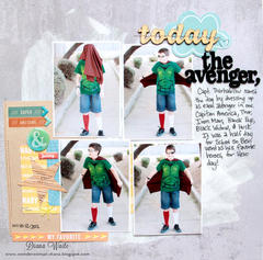 today the avenger *American Crafts*