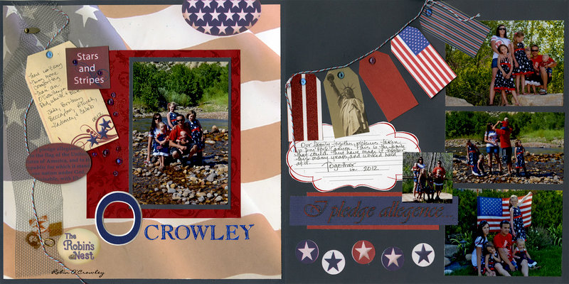 OCrowley  America
