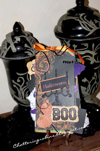 Halloween Boo Mini Album