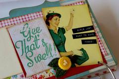 Hello gorgeous mini book