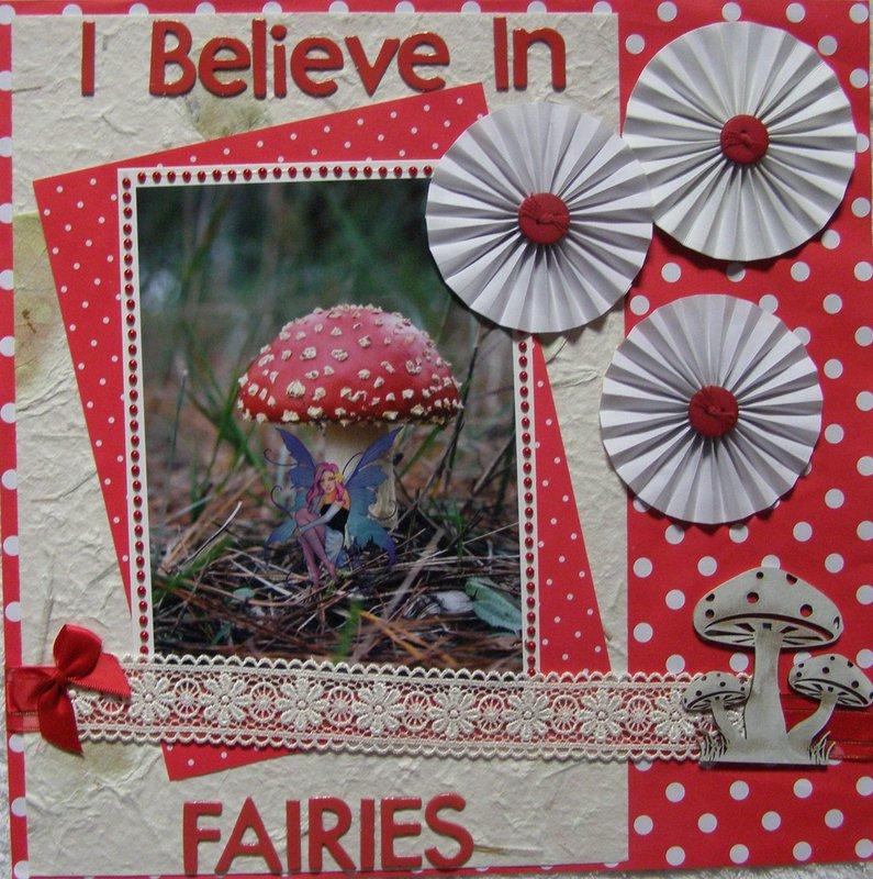 I Believe In Fairies