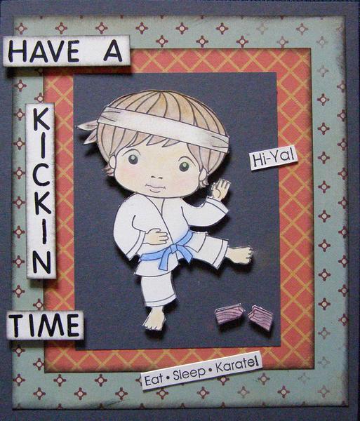 Have a Kickin Time