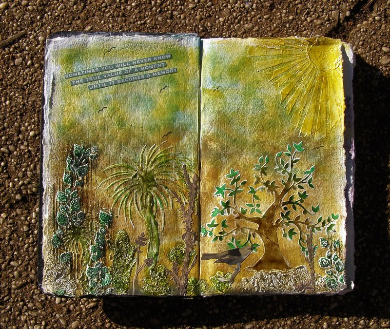 Double Journal Page