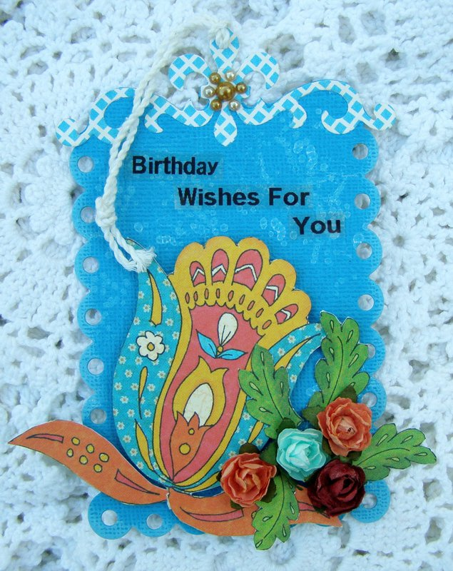 Birthday wishes for you ... Tag