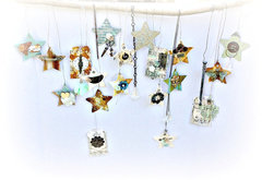 Whimisical Star Hanging