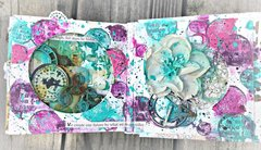 Art Journal Spread