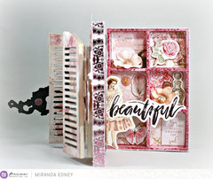Love Story Hinged Box