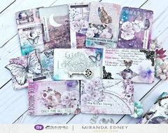 Moon Child Celestial Cards