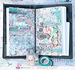 Art Journal/Memory Keeping with Havana