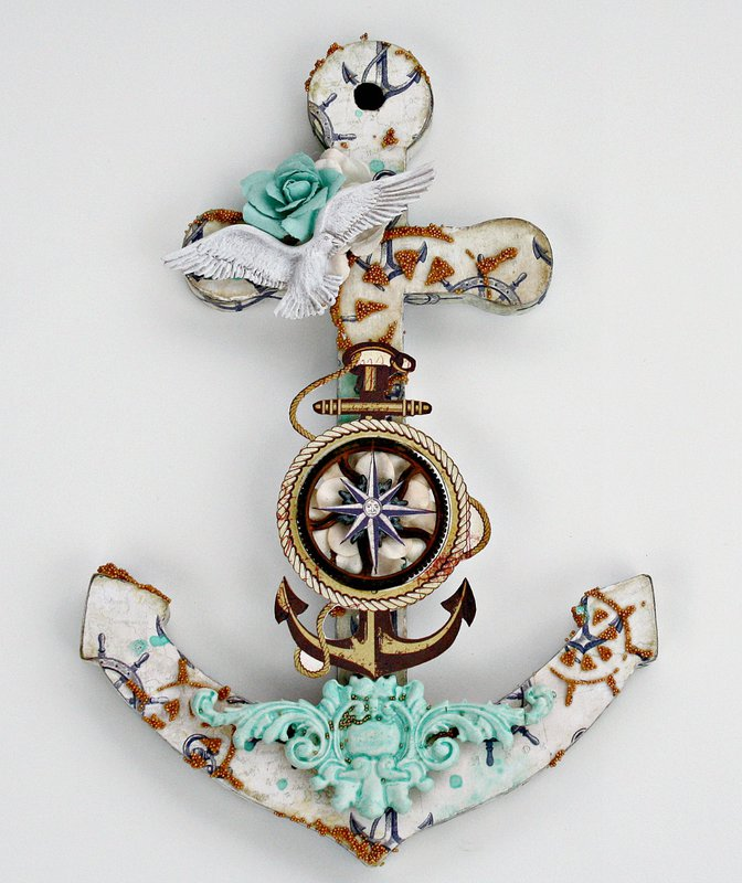 French Riviera Anchor