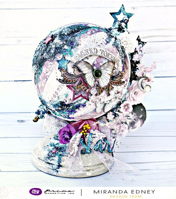 Moon Child Globe